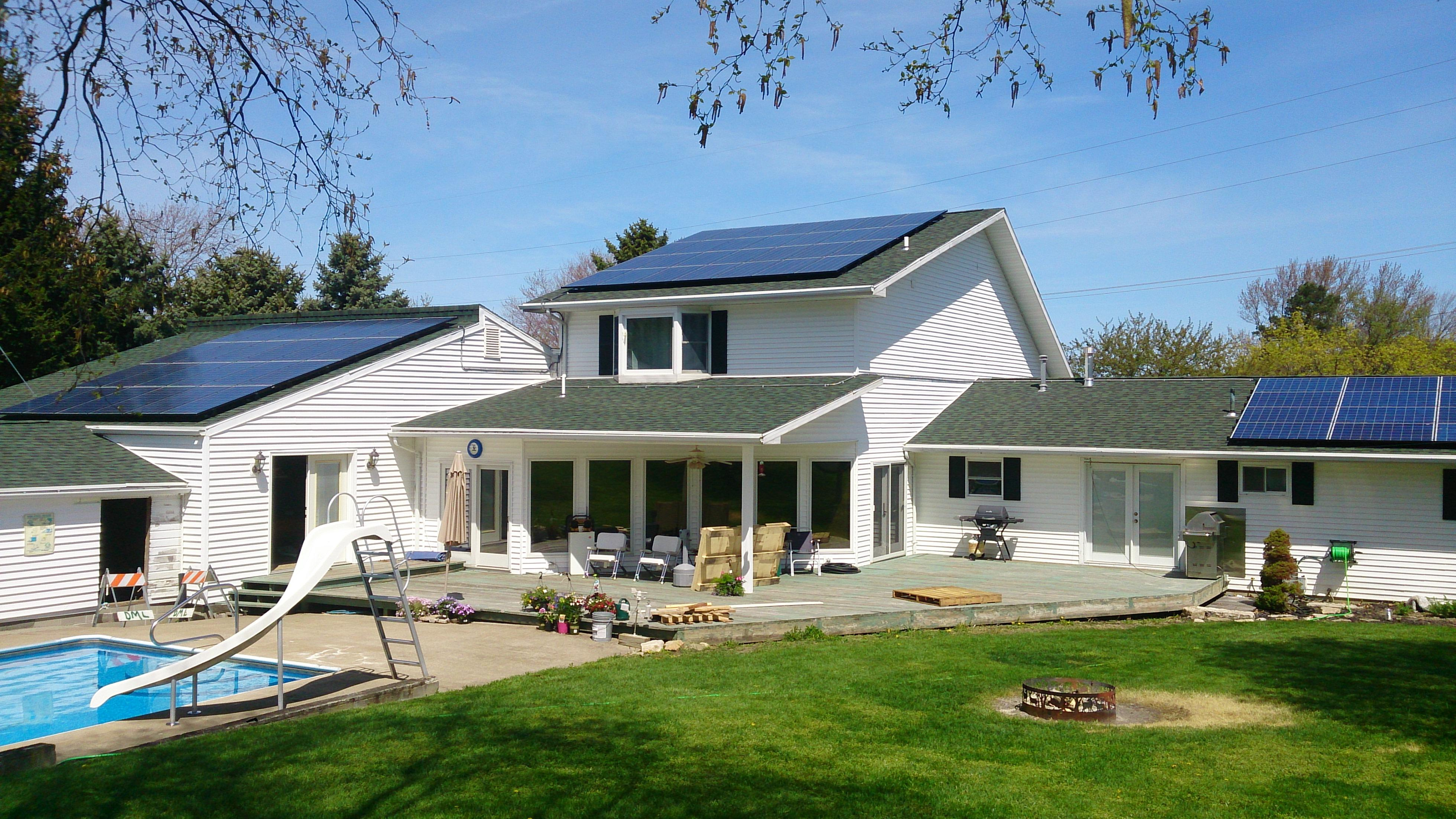 Solar geysers in cape winelands boland homeimprovement4u for Solar homes