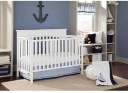 How to choose a safe and secure baby crib