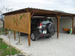 Carports: a simple solution for storing your vehicle