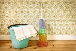 Keep your wallpaper clean with these easy tips