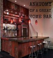Make your home bar the best in town