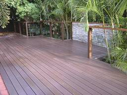 How to by build your deck the eco-friendly way