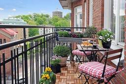 Top tips for balcony safety