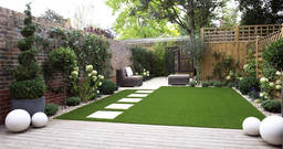 The benefits of using artificial grass for your garden