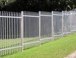 Palisades and Security Fencing