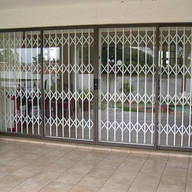 Expandable Security Gates