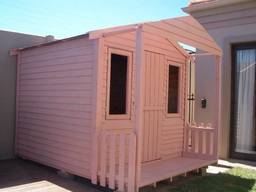 The Basics to building a Wendy House