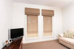 Roman and Roller Blinds