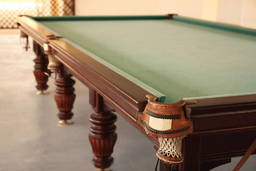 Buying  and using a Pool Table