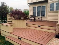 Decking Materials and supplies