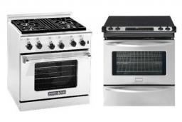 Electric Vs Gas Stove