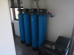 Dual Medium Whole House filter