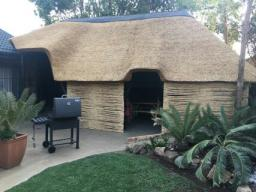 A thatched roof and Lapa is a valuable addition to any home