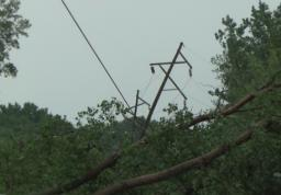 What to do after a power outage during storms