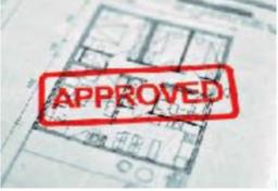 Ramifications of selling a home without municipal approved building plans
