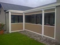 Outdoor Cafe Blinds 15% Discount Bryanston Bamboo Blinds 4 _small