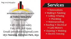 Gates automation And Electric Fencing Melrose Builders & Building Contractors 3 _small