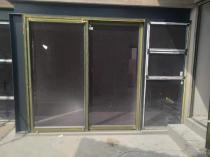 Out with old fashioned sliding doors and in with new High Perfomance sliding doors Lombardy Aluminium Doors 2 _small