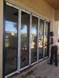 Talent glass and aluminum Johannesburg CBD Aluminium Doors 3 _small