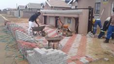 Tar surfaces & hot asphalt from R 115 per square meter Pretoria Central Builders & Building Contractors 2 _small