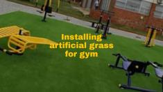 Artificial grass for your garden and landscaping Sandton CBD Tarring Specialists _small