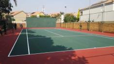 Sports Courts Construction Sandton CBD Tarring Specialists _small