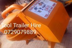 Tool Trailer Hire Velddrif Building Supplies & Materials _small