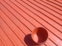 Liquid Rubber Waterproofing Germiston CBD Roof water proofing 2 _small