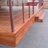wooden decking Germiston CBD Roof water proofing 4 _small