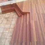 wooden decking Germiston CBD Roof water proofing 3 _small