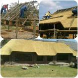 Thatch Roofing & Repairs Germiston CBD Roof water proofing 2 _small