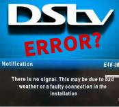 DSTV NO SIGNAL? Umhlanga Central Air Conditioning Repairs and Maintenance _small