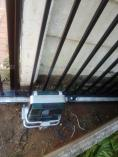 Centurion D5 Evo gate motor fully installed Sandton CBD Electrical Fences _small