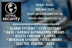 Centurion D5 Evo gate motor fully installed Sandton CBD Electrical Fences 3 _small