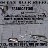 Stainless steel fabrication East London Central Staircases _small