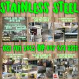 Stainless steel fabrication East London Central Staircases 3 _small