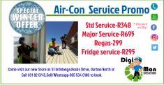 Winter Air-con Promo Durban North CBD Fridge and Freezer 2 _small