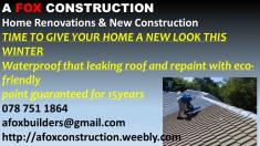 Winter Special on Water Proofing and Painting Fourways Builders & Building Contractors _small