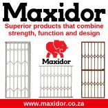 10% Discount on selected Maxidor products...Maxidor Kempton Park Kempton Park CBD Expandable Security Gates _small