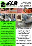 PAINTING SERVICE ON SPECIAL Johannesburg CBD Renovations _small