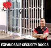 10% off expandable doors and window grills and 10% off Roller shutters Kempton Park CBD Expandable Security Gates _small