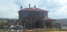 Roofing with concrete roof tiles Johannesburg CBD Builders & Building Contractors _small