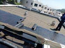 Free waterproofing when painting your roof Randburg CBD Roof Cleaning _small