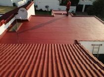 Free waterproofing when painting your roof Randburg CBD Roof Cleaning 3 _small