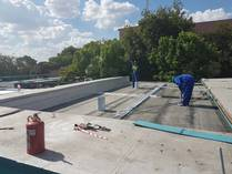 Discounts on Painting, Waterproofing, Damp Proofing and Roof repairs Jobs. Randburg CBD Roof water proofing 3 _small
