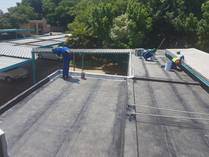 Discounts on Painting, Waterproofing, Damp Proofing and Roof repairs Jobs. Randburg CBD Roof water proofing 2 _small