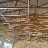Spring Ceiling Installation - Bulkheads and Rhinolite Elarduspark Dry Walling _small
