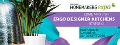 Homemakers Expo Pretoria 2018 Garsfontein Kitchen Cupboards & Countertops 4