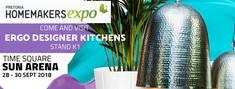 Homemakers Expo Pretoria 2018 Garsfontein Kitchen Cupboards & Countertops 3
