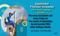 September Plumbing Pay Forward Johannesburg CBD Plumbers 3 _small